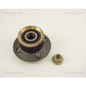 Kit cuscinetto ruota 8530 25236 con un ottimo rapporto TRISCAN qualità/prezzo
