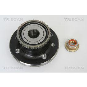 Kit cuscinetto ruota 8530 25244 con un ottimo rapporto TRISCAN qualità/prezzo