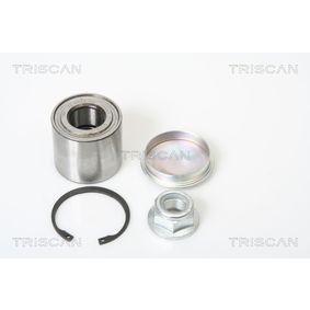 Kit cuscinetto ruota 8530 25252 con un ottimo rapporto TRISCAN qualità/prezzo