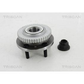 Kit cuscinetto ruota TRISCAN 8530 27112 comprare e sostituisci