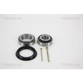 комплект колесен лагер TRISCAN 8530 29203 купете и заменете