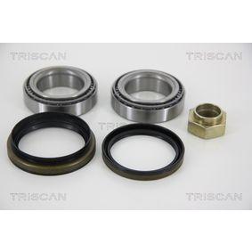 Kit cuscinetto ruota TRISCAN 8530 50104 comprare e sostituisci