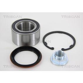 Kit cuscinetto ruota TRISCAN 8530 50110 comprare e sostituisci
