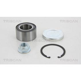 Kit cuscinetto ruota 8530 50127 con un ottimo rapporto TRISCAN qualità/prezzo