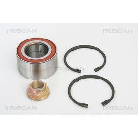 Kit cuscinetto ruota TRISCAN 8530 65108 comprare e sostituisci