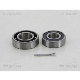 Kit cuscinetto ruota TRISCAN 8530 69204 comprare e sostituisci