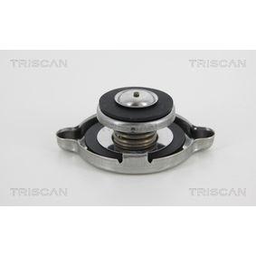 Bouchon de radiateur 8610 6 à un rapport qualité-prix TRISCAN exceptionnel