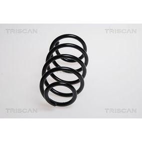 Ressort de suspension 8750 23146 TRISCAN Paiement sécurisé — seulement des pièces neuves