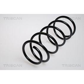 kúpte si TRISCAN Prużina podvozku 8750 2489 kedykoľvek