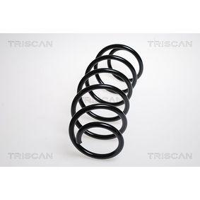 Molla sospensione autotelaio TRISCAN 8750 28106 comprare e sostituisci