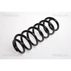 Molla sospensione autotelaio TRISCAN 8750 2878 comprare e sostituisci
