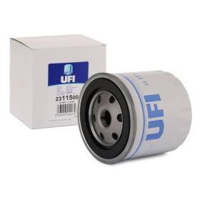 kupite UFI Oljni filter 23.115.00 kadarkoli