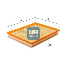 Filtr powietrza UFI 30.284.00 kupić i wymienić