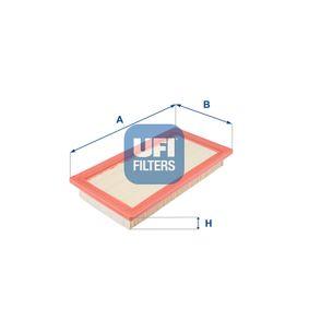 Koop en vervang Luchtfilter UFI 30.960.00