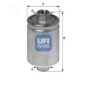 Bränslefilter 31.564.00 som är helt UFI otroligt kostnadseffektivt