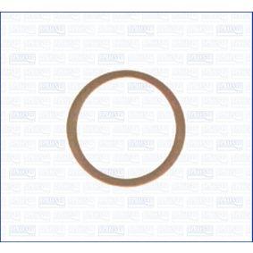 buy and replace Seal, oil drain plug AJUSA 21010400