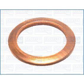 Köp och ersätt Tätningsring, oljeplugg AJUSA 21012700