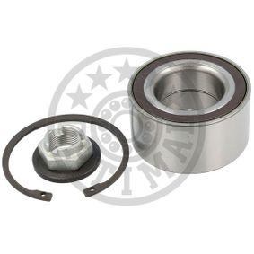 Kit cuscinetto ruota 301501 con un ottimo rapporto OPTIMAL qualità/prezzo