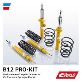 EIBACH комплект за ходовата част, пружини / амортисьори E90-10-005-06-22 купете онлайн денонощно