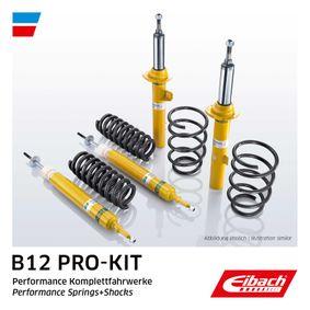 EIBACH futómű készlet, rugózás / csillapítás E90-10-005-06-22 - vásároljon bármikor