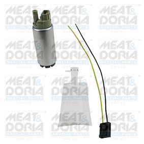 Pompa carburante MEAT & DORIA 76385 comprare e sostituisci