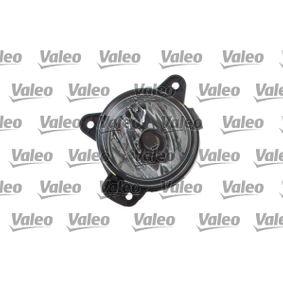 Projecteur antibrouillard 045089 VALEO Paiement sécurisé — seulement des pièces neuves