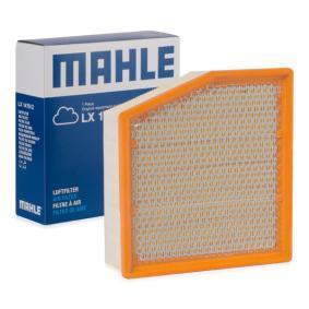 въздушен филтър LX 1479/2 с добро MAHLE ORIGINAL съотношение цена-качество