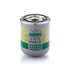 TB 1394/5 x MANN-FILTER Cartucho del secador de aire, sistema de aire comprimido comprar ahora