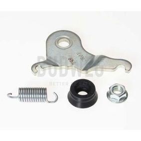 BUDWEG CALIPER Reparatursatz, Feststellbremshebel (Bremssattel) 2099374 Günstig mit Garantie kaufen