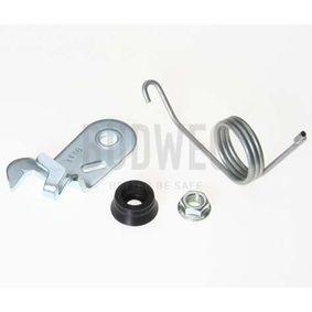 buy BUDWEG CALIPER Repair Kit, parking brake handle (brake caliper) 2099375 at any time