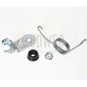 buy BUDWEG CALIPER Repair Kit, parking brake handle (brake caliper) 2099376 at any time
