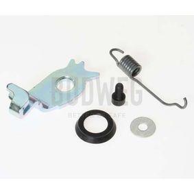 Αγοράστε BUDWEG CALIPER Σετ επισκευής, μοχλός φρένου ακινητοποίησης (δαγκάνα φρένων) 2099381 οποιαδήποτε στιγμή