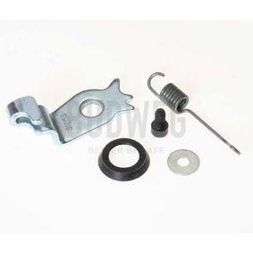 buy BUDWEG CALIPER Repair Kit, parking brake handle (brake caliper) 2099382 at any time