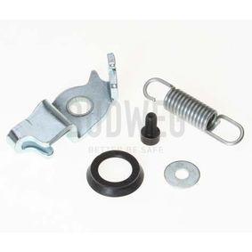 buy BUDWEG CALIPER Repair Kit, parking brake handle (brake caliper) 2099384 at any time