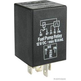 Compre e substitua Relé, bomba de combustível HERTH+BUSS ELPARTS 75614235