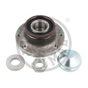 Kit cuscinetto ruota 802302 con un ottimo rapporto OPTIMAL qualità/prezzo