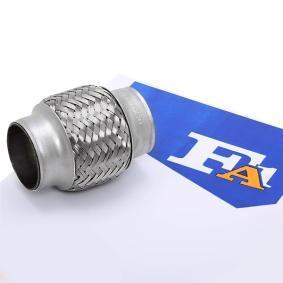 koop FA1 Flexibele slang, uitlaatsysteem 348-100 op elk moment