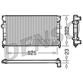 Radiateur, refroidissement du moteur DRM32006 DENSO Paiement sécurisé — seulement des pièces neuves