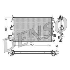 Radiatore, Raffreddamento motore DENSO DRM20088 comprare e sostituisci