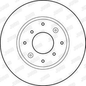 buy and replace Brake Disc JURID 561621J