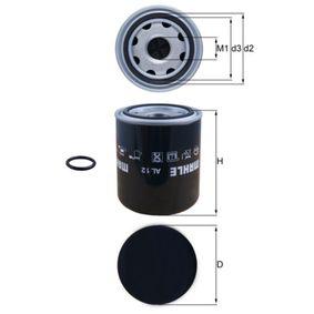 Cumpărați Element filtrant uscator aer, compresor KNECHT AL 12