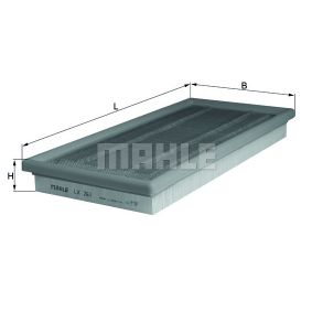 Filtro olio OC 7 per PEUGEOT J7 a prezzo basso — acquista ora!