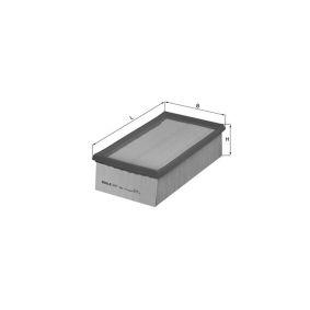 Filtre à huile OC 100 à un rapport qualité-prix KNECHT exceptionnel