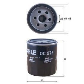 Ölfilter OC 976 KNECHT Sichere Zahlung - Nur Neuteile