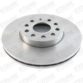 Bremsscheiben SKAD-2027 unschlagbar günstig bei STARK Auto-doc.ch