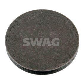 acheter SWAG Rondelle de compensation, jeu des soupapes 32 90 8293 à tout moment
