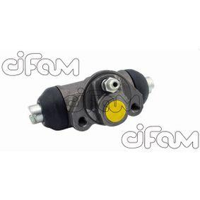 CIFAM Cilindro de freno de rueda 101-161 24 horas al día comprar online