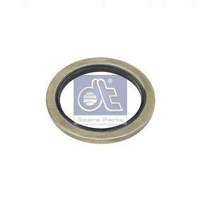 DT Tömítőgyűrű, hűtő zárócsavar 2.15046 - vásároljon bármikor