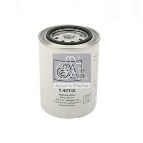 acheter DT Filtre de liquide de refroidissement 5.45142 à tout moment