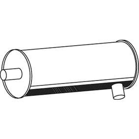 Achat de Pot de détente / silencieux arrière DINEX 80325